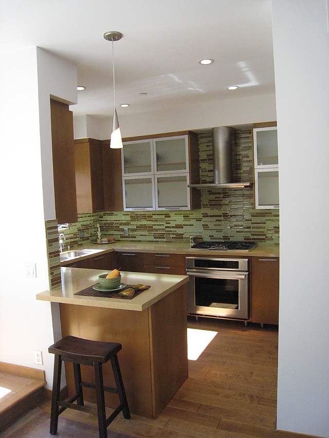 Kitchen Remodels Los Angeles - General Contractor | Trans-National ...