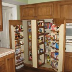 kitchen pantry addition