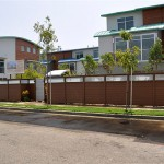 gated home community Vence