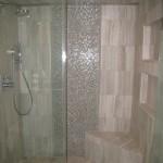 Shower - Ocean Towers Remodel
