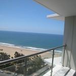 Santa Monica Ocean Towers Balcony